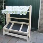 Met dit meubel kunnen kinderen heerlijk marktje spelen